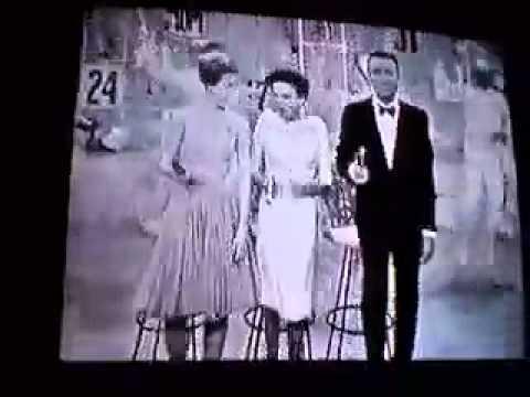 Judy Garland, Zina Bethune and Vic Damone sing the All-Purpose Holiday Medley.