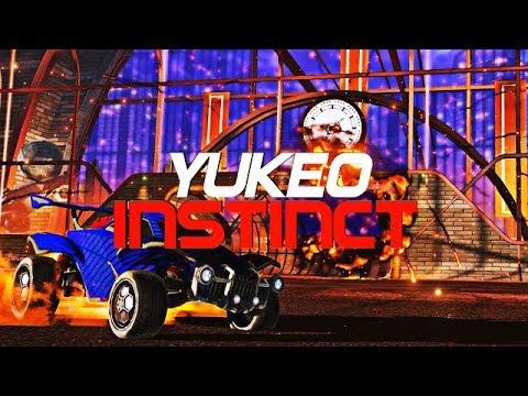 YUKEO - INSTINCT (BEST GOALS, DRIBBLES, KEYBOARD PLAYER, RLCS ELITE)