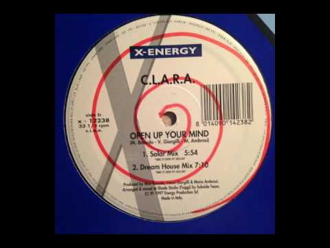 C.L.A.R.A. - Open Up Your Mind (Solar Mix)
