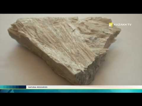 Natural resources №17. Mineral resources of South Kazakhstan