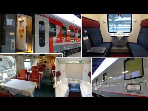 The Paris-Moscow Express