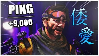 i played Apex Legends on TOKYO Servers and it did not go well..