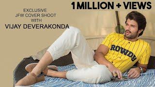 I don't care says Vijay Deverakonda| JFW photoshoot| April'19 Edition