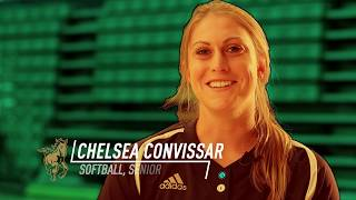 San Luis Sports Therapy - Student-Athlete Feature - Chelsea Convissar - Softball
