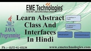 Learn Abstract Classes And Interfaces in 5 Minutes - Abstract Class In Java