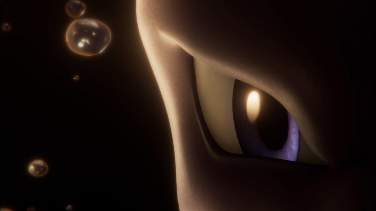 Pokemon The Movie Mewtwo Strikes Back Evolution Trailer Has Arrived