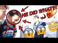 ABUSIVE FATHER F*CKED BY METEOR?!!? | Wanknet S2
