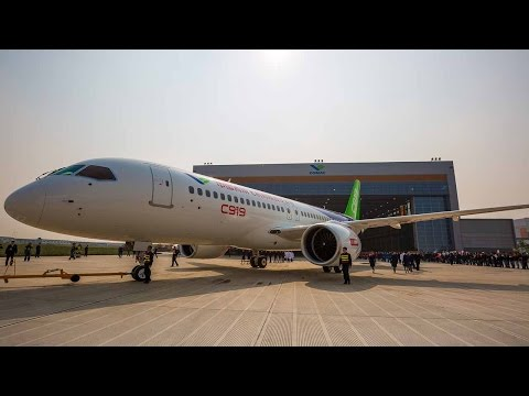 Heroes behind China's domestically-produced C919 passenger jet