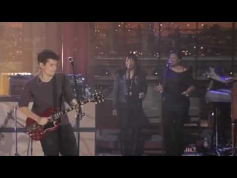 John Mayer - Live on Letterman[11/19/09] - 9. Friends Lovers or Nothing