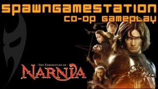 Co-op Gameplay #7 Chronicles of Narnia Prince Caspian *Catapultas*