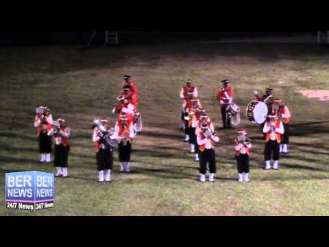 Jamaica Defence Force Band Performs Buffalo Soldier