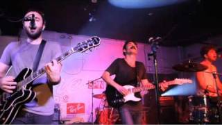 "Local Natives ""Sun Hands"" Live at the SPIN  & Ray Ban Rare Finds Event"