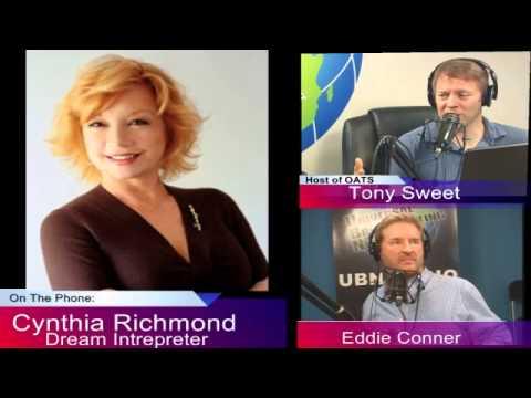 Cynthia Richmond, Dream Interpreter - On Air With Tony Sweet Radio Show