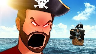 GIVE ME YER BOOTY!! | Sea of Thieves