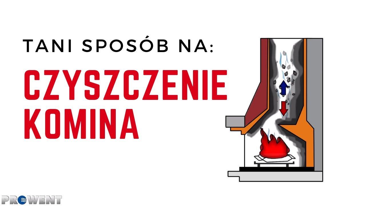 Nowość Proszek do czyszczenia komina - Prowent Białystok PL22