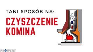 Jak wyczyścić komin w prosty sposób? :: Prowent Białystok