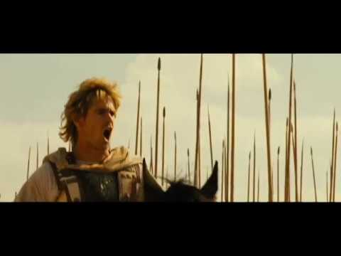 Речь Александра Македонского перед битвой при Гавгамелах.