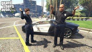 GTA 5 MODS LSPDFR 4 - LAMBORGHINI POLICE SQUAD GOALS!! (GTA 5 REAL LIFE PC MOD)