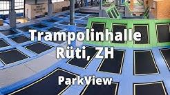 BounceLab Rüti, ZH / Schweiz (Trampolinhalle | #ParkView Tour 124)