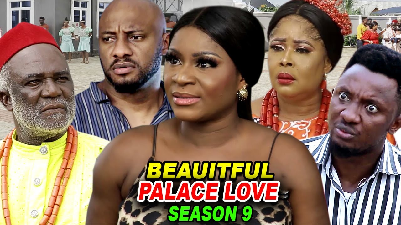 BEAUTIFUL PALACE LOVE SEASON 9 - Destiny Etiko 2020 Latest Nigerian Nollywood Movie Full HD