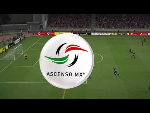 FIFA16 PC Copa Mx Gameplay Cimarrones, Necaxa y más liga de ascenso mx