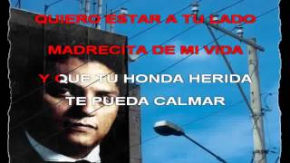 "Julio Jaramillo - Para ti Madrecita - ""Karaoke Versión"""