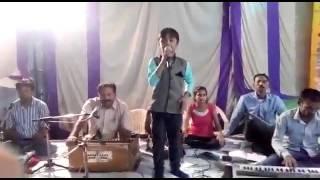 Ansh mishra 9 year old from rewa mp have performance bagheli lok geet
