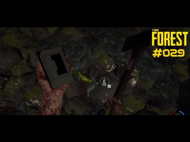 Let's Play The Forest | Eine neue Höhle ! | Folge #029