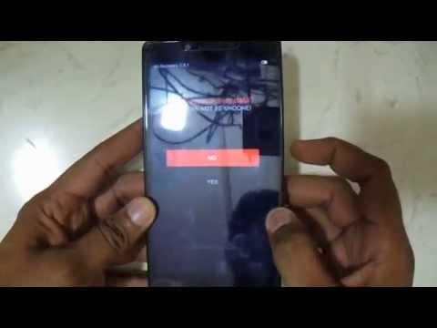 Xiaomi Redmi Note 4G Phone Lock Reset Eazy Youtube