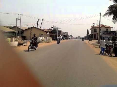 Road To FMC Keffi, Nasarawa Nigeria