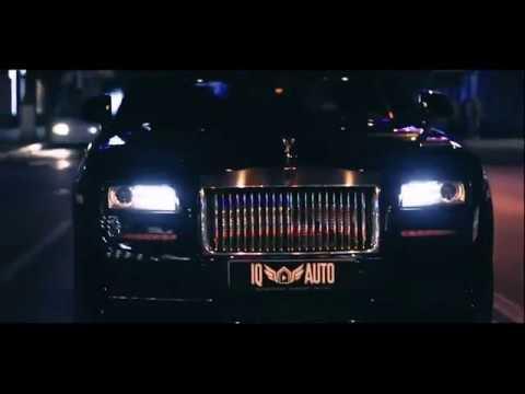Гио Пика и SH Kera Владикавказ Наш Город   Rolls Royce Wraith  2018
