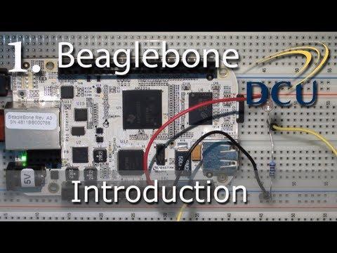 The Beaglebone for Embedded Linux Development   derekmolloy ie
