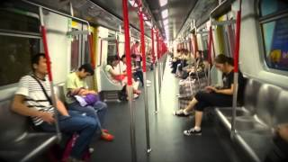 Race The Tube - Hong Kong