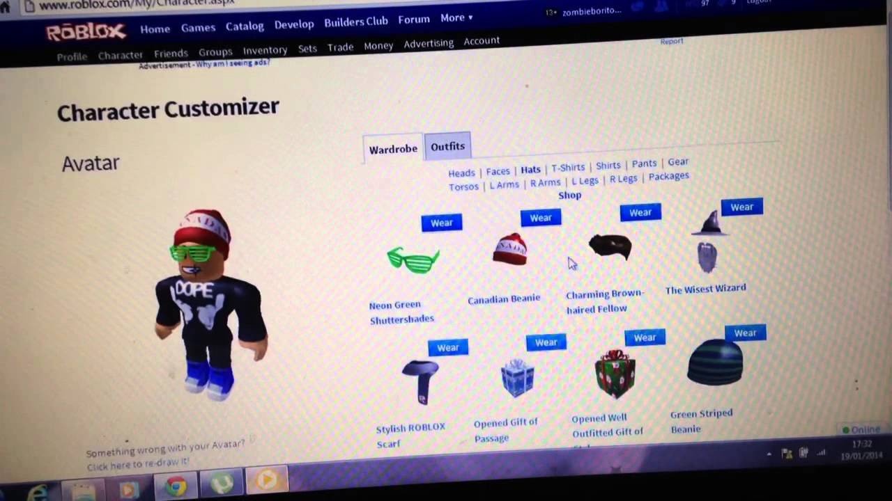 How To Make Your Roblox Character Look Cool Youtube
