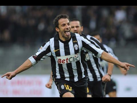 Alex Del Piero Top 10 Goals
