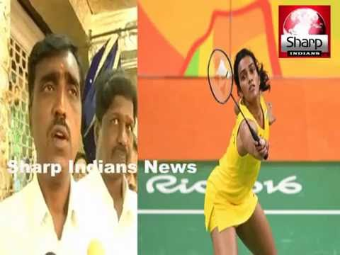 PV Sindhu finals victory in RIO Olympics 2016| Special pooja in old city Hyderbad.