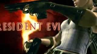 Top Ten Resident Evil Girls