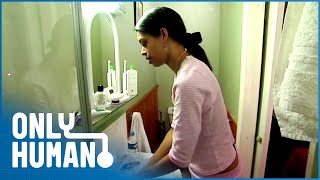 Download OCD Woman Washes Face 3 Hours Every Night   The House of Obsessive Compulsives   Only Human Mp3 and Videos