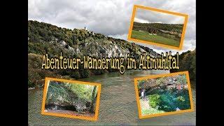 Abenteuer - Wanderung im Altmühltal