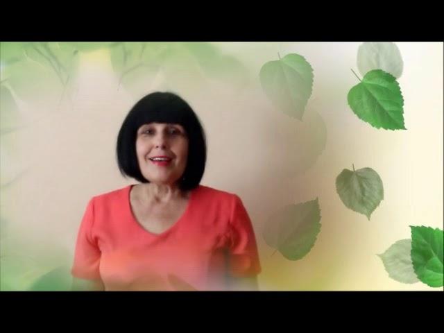 Изображение предпросмотра прочтения – ИринаКольцова читает произведение «Цветов и неживых вещей...» А.А.Ахматовой