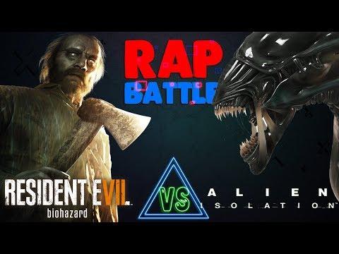 Рэп Баттл - Alien: Isolation vs. Resident Evil 7: Biohazard