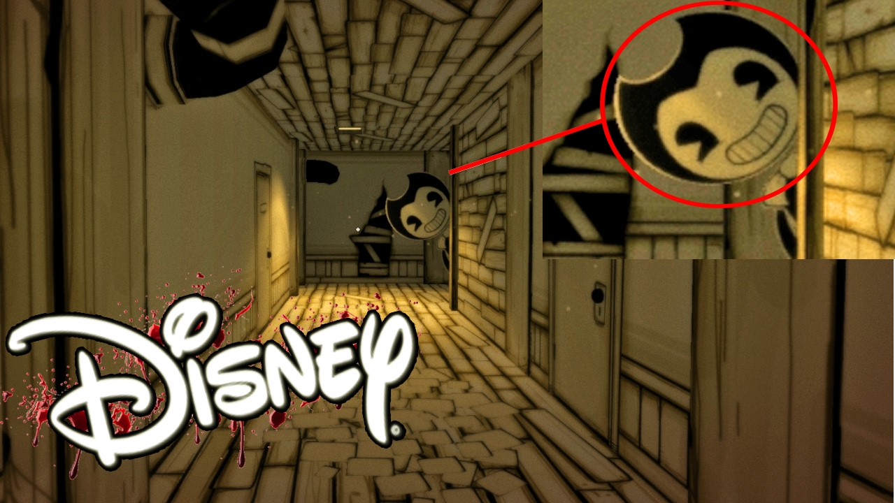bendy and the ink machine juego