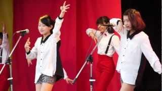 葵と楓 浅草においでよ 楓ちゃん小学校ご卒業おめでとう記念 20130324 ASAKUSA TOKYO JAPAN