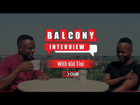 #BalconyInterview: Kid Tini Talks His Style Of Rap x Being Indie