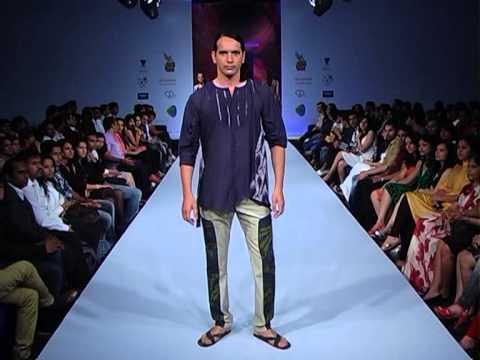 Sayantan Sarkar at the Bangalore Fashion Week Summer Showers 2013
