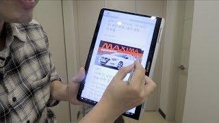 삼성 노트북 펜 간단 사용기 (홈쇼핑 놀러오세용)