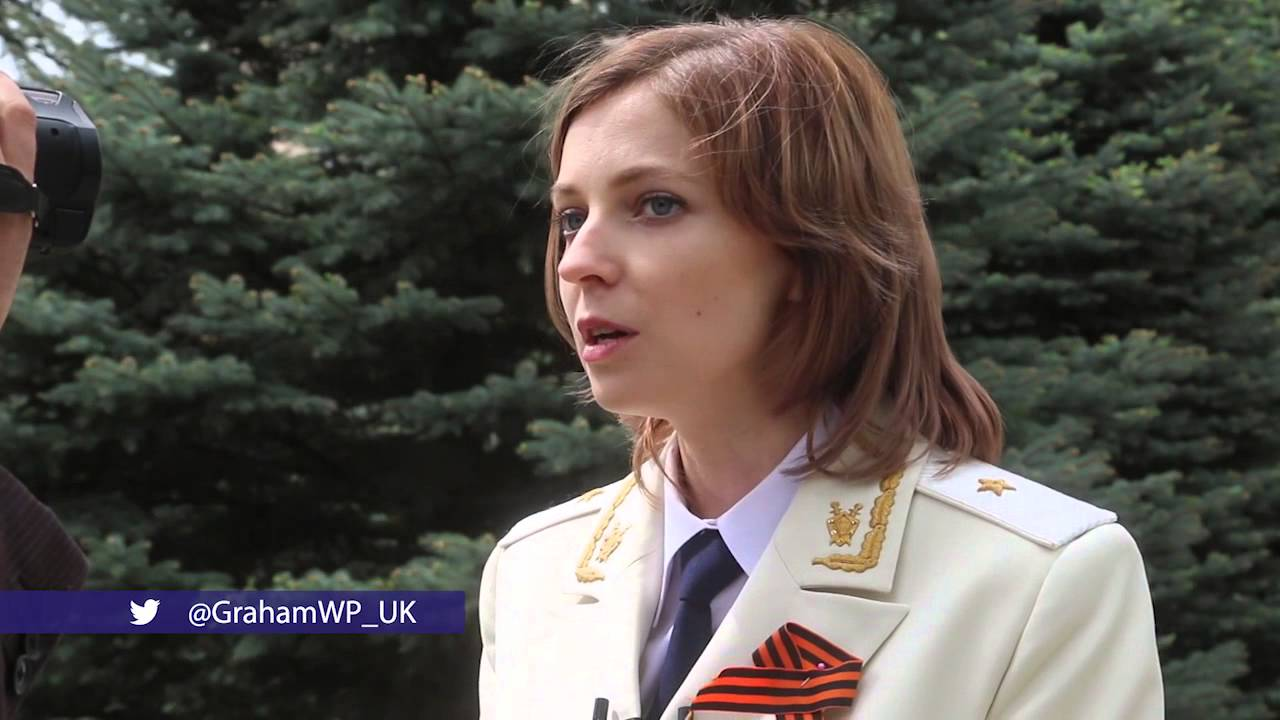 Natalya Poklonskaya can become a competitor of Irina Yarovaya 05.08.2015 81