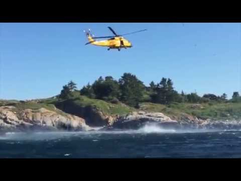 Coast Guard rescues 2 stranded kayakers near Boothbay Harbor, Maine