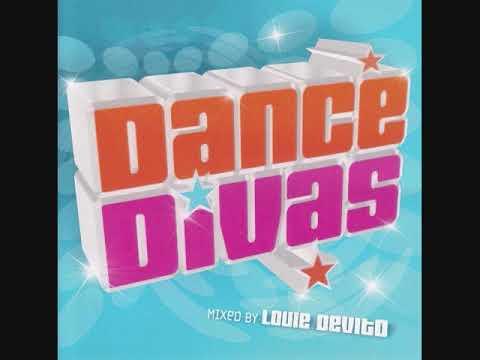 Dance Divas - Mixed by Louie DeVito
