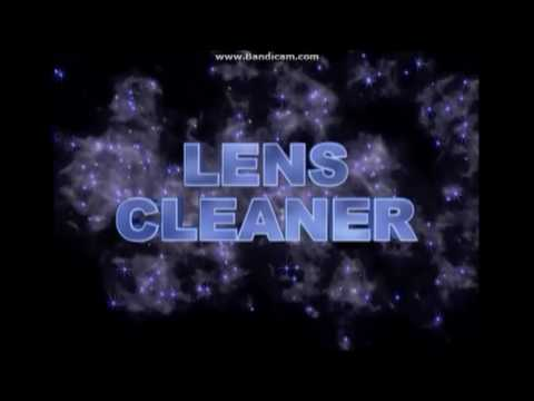 Lens Cleaner DVD Intro (2000s)